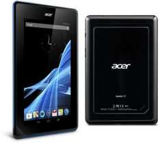 "Acer™ - 7"" Tablet-PC ""Iconia Tab B1"" (Wi-Fi,8GB,Dual-Core1,2GHz,Android 4.1) ab €102,98 [@Conrad.de]"