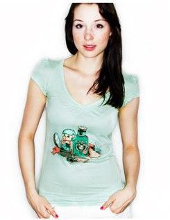 Alle Mademoiselle Shirts für 1 EUR + 3€ VSK @LaFraise