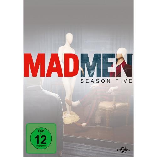 Mad Men Staffel 5 (4 DVDs)