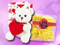 Valentinstag Geschenkeset kostenlos! + Versand 4,90€