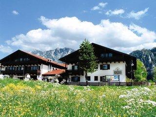 Sommerferien: 2 Wochen 3* Studio/Ferienwohnung in Inzell (Bayern) 502,- € für 3 Personen gesamt (167,- € p.P.)