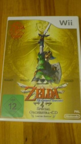[lokal]Media Markt Würzburg Domstraße Zelda Skyward Sword Wii