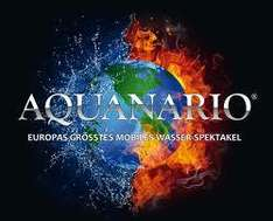 Aquanario - Die Show aus Feuer und Wasser 26.07.13 Frankfurt zum Valentinstagspreis