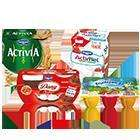 Real  3 Packungen Dany+Sahne(4x 115g) für 1,98€