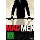 [amazon.de] Mad Men Season 3 (4 DVDs) für 9,97€