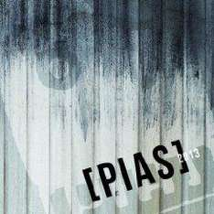 [Amazon Label des Monats] Pias Label Sampler 2013 mit First Aid Kit, Dinosaur Jr., I Am Kloot,...