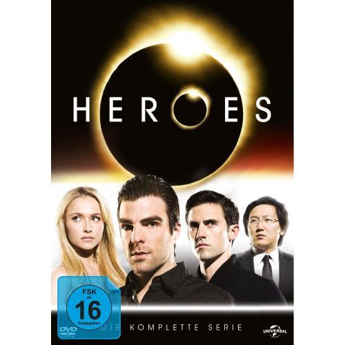 Heroes - Gesamtbox (23 Discs) für 29,97