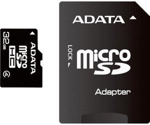 Sandisk / Adata microSD 32 GB Class 4 für 2€ mit Sim-Karte von callmobile