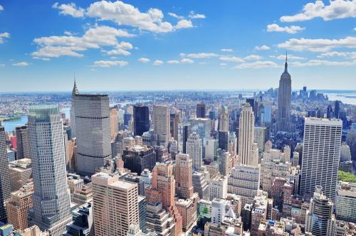 Flug&Hotel: 7 Tage New York für 669€ mit Hotel direkt am Times Square inkl. Flügen!