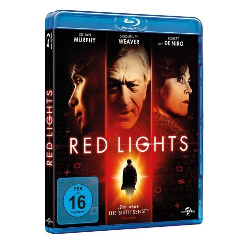Red Lights Blu-ray für 8,97 € @ amazon.de