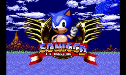 Sonic CD kostenlos für Lumia-Handys  (WP 7 und 8)
