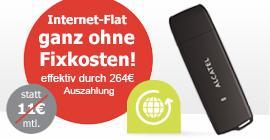 [Logitel] Internet Stick für 18,90 € + 24 Monate Base Internet11 gratis dazu (wieder verfügbar)