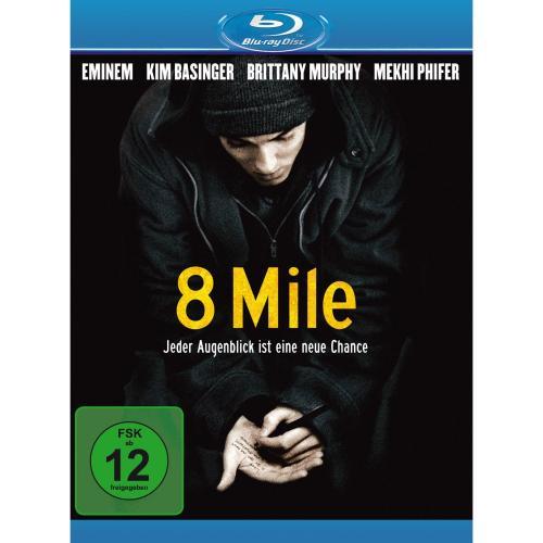Amazon  8 Mile.... auf Blu-ray für  6,97 €.