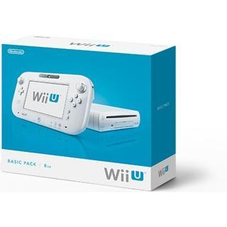 [Mindstar] Nintendo Wii U Konsole 8GB Wi-Fi weiss