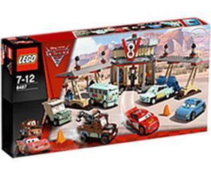 Lego Cars Flo's V8 Café (8487) (Lokal Köln Lego Store)