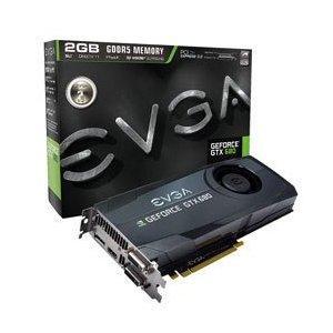 NVIDIA GEFORCE GTX 680 EVGA GDDR5 2GB    -25% Rabatt !!