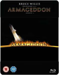 [BluRay] Armageddon - Steelbook Edition Blu-ray aus UK für 11,44€ statt 25,90€ (Zavvi)