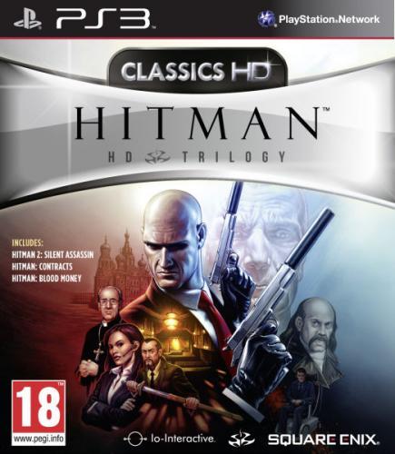 PS3/Xbox 360 - Hitman: HD Trilogy für €20,69 [@Zavvi.com]