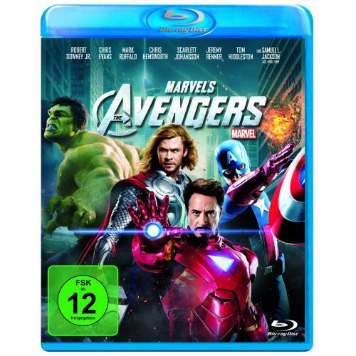 Marvel's The Avengers [Blu-ray]