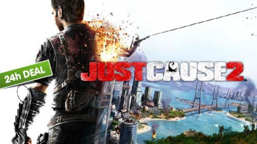 [STEAM] Just Cause 2 für 4,99€, Worms Reloaded GOTY 5,74€, Alien Breed Trilogy 5,23€, Sanctum 2,49 €, Deus EX Human Revolution 7,49€ und Missing Link 5,49€ bei GMG, außerdem Skyrim Dragonborn 15,99€