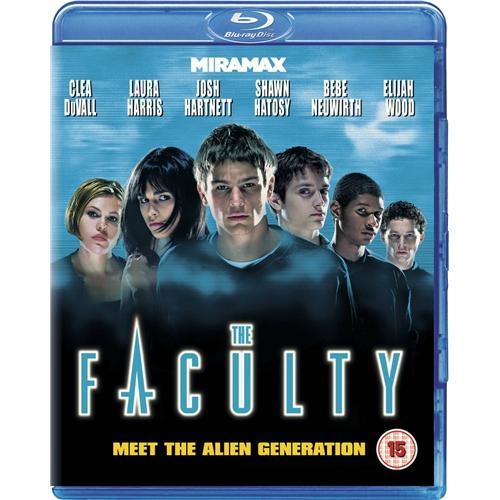 [Blu-ray] The Faculty - Trau keinem Lehrer für 5,99€ inkl. Versand @ Play.com