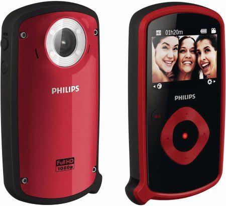 Ebay WoW: bis 3 Meter wasserdichter 8 Megapixel Philips HD Camcorder 99€ (idealo ca. 140€)