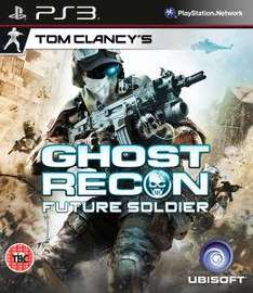 Tom Clancy's Ghost Recon 4: Future Soldier (PS3 od. Xbox 360) für 11,49 Euro @ Zavvi