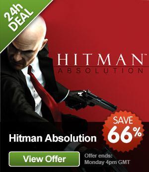[STEAM] Hitman Absolution für 14,99€ bzw 15,99€ bei GMG bei Kauf über Proxy sogar nur 11€ !