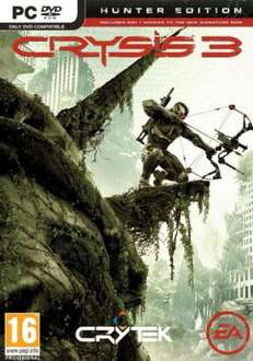 Crysis 3 Hunter Edition Key vorbestellung und GRATIS Crysis 3 Beta