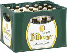Kaufland: Bitburger 20 x 0,5 l