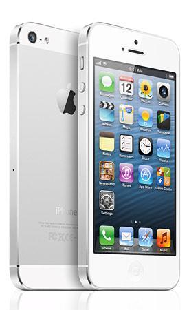 iPhone 5 16GB für 575,90€ bei getmobile