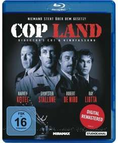 Cop Land - Director's Cut - Blu-ray 8,97 € - (Remastered, inkl. Kinofassung) @ Amazon