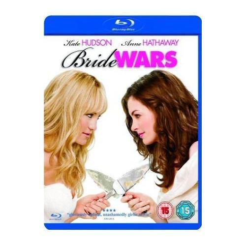 Blu-Ray - Bride Wars - Beste Feindinnen für €5,79 [@Zavvi.com]