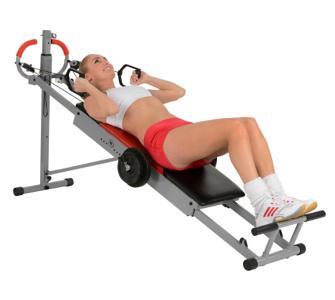 Christopeit Sport Total Exerciser TE 1 - Ganzkörpertrainer  99,95€