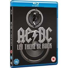 Blu-Ray - AC/DC: Let There Be Rock für €6,99 [@Play.com]