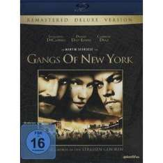 [Amazon] Gangs of New York (Remastered Deluxe Version) [Blu-ray]