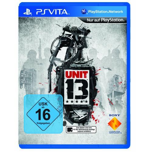 [saturn Lünen] PS Vita - Unit 13 und Wipeout 2048 je 15€ / Everybodys Golf 9€ / Dungeon Hunter 12€