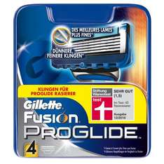 12 x Gillette Fusion Pro Glide Klinge - Allyouneed.com 31,97 € inkl. Versand