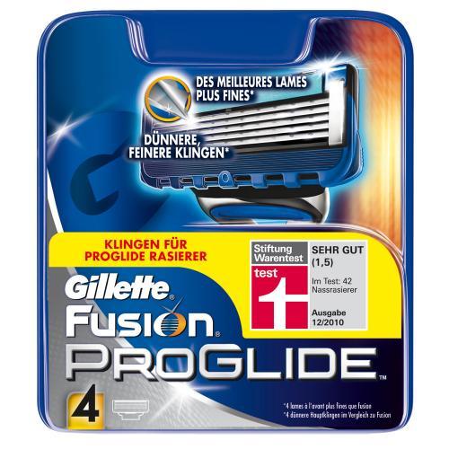 12 x Gillette Fusion Pro Glide Klinge - Allyouneed.com 31,97 € inkl. Versand