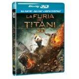 Titanen - Kollektion 3D - Der Zorn der Titanen + Kampf der Titanen (3D+2D)  [4x Blu-ray]
