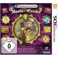 Professor Layton und die Maske der Wunder (Nintendo 3DS) @ thalia / bol / buch.de