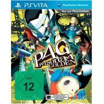 Persona 4 - Golden für PS Vita (Vorbestellung) @ voelkner.de