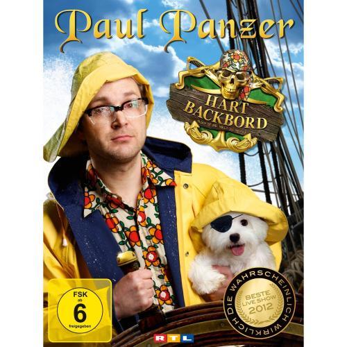 """Paul Panzer - Hart Backbord"" Kostenlos auf RTLNow streamen"