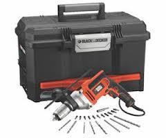 Black & Decker Schlagbohrmaschine 750 W, Koffer & Zubehör --> Ebay WOW