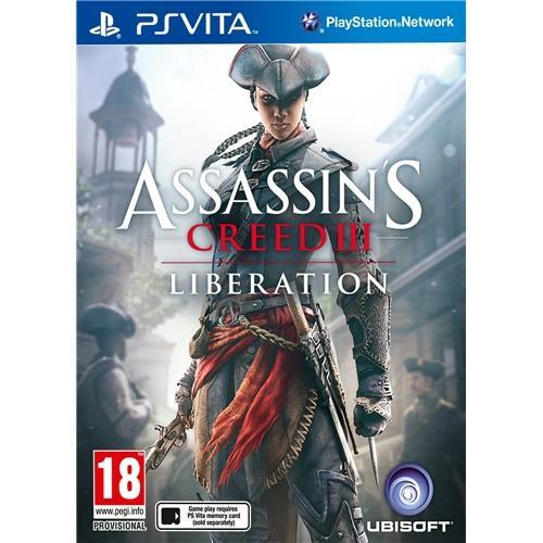 PS Vita - Assassin's Creed 3: Liberation für €26,58 [@Amazon.it]