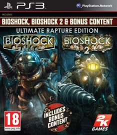 PS3 - BioShock (Ultimate Rapture Edition) PRE-ORDER für €14,39 [@Zavvi.com]