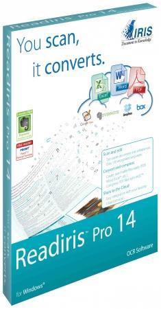 50€-Rabatt: Readiris Pro 14 für Mac nur 49€ statt 99€! Mehr als 50% Rabatt!