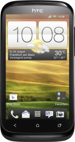[MEIN Paket] HTC Desire X schwarz