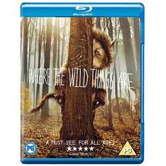 Blu-Ray - Wo die wilden Kerle wohnen (Where The Wild Things Are) für €5,80 [@Zavvi.com]