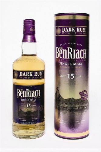 Offline in Kappeln an der Schlei: BenRiach 15Y für €29,90 in der 0,7 ltr.Flasche
